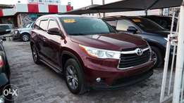 Clean Foreign Used 2014 Toyota Highlander XLE AWD In Excellent Conditi