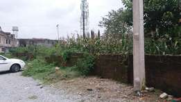 Land for sale at Kado behind CUSTOM's QUARTERS at a lucrative price!!!