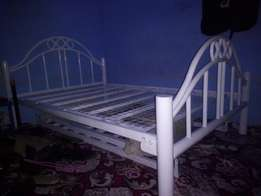 Metal bed manufacturing in Ghana. By Mr Appiah metal and fabrication w