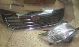 Car grill for all vehicles