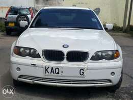 BMW 316, 2002 Model, Manual Gear.