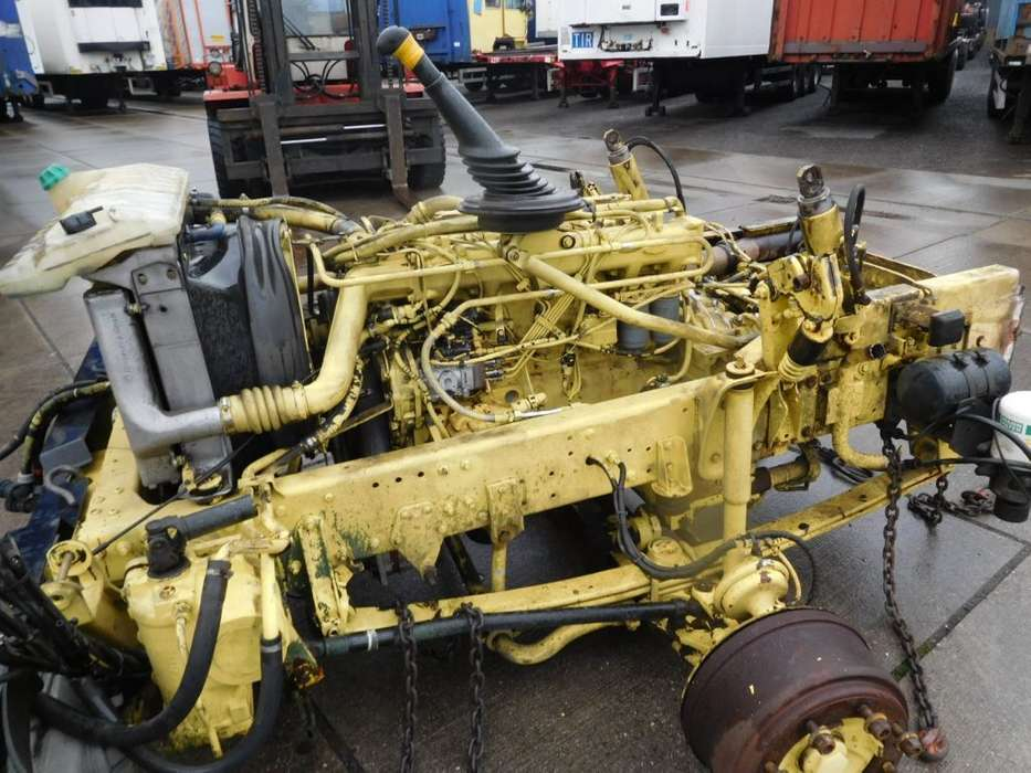MAN Moter/ Engine 6 cilinder engine for truck