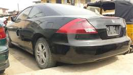 Tokunbo 2007 Honda Accord Coupe #1.8m