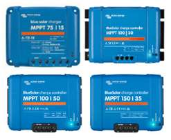 Bluesolar MPPT Solar Charge Controllers