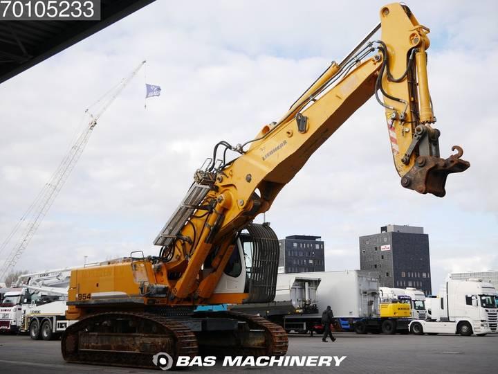 Liebherr R954C V-HDW UHD Demolition - 28 meter UHD - engine rebuil... - 2009 - image 9