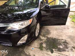 clean 2013 Camry