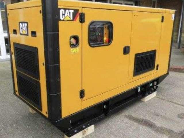 Caterpillar DE110 - 110 kVA - 2017