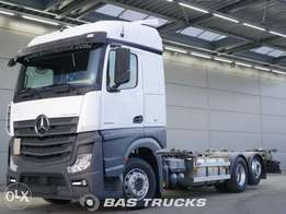 Mercedes Actros 2545 LL - For Import