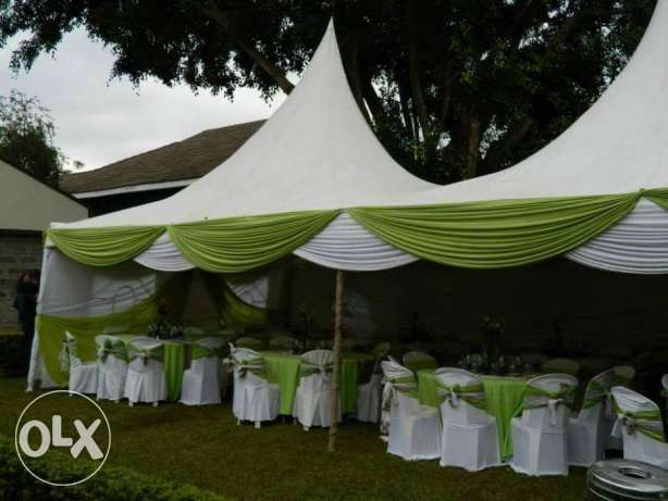 occasion tents,tables and chairs Kileleshwa - image 1