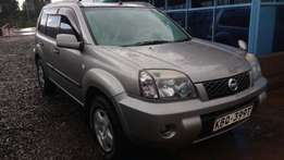 Super clean manual Nissan Xtrial