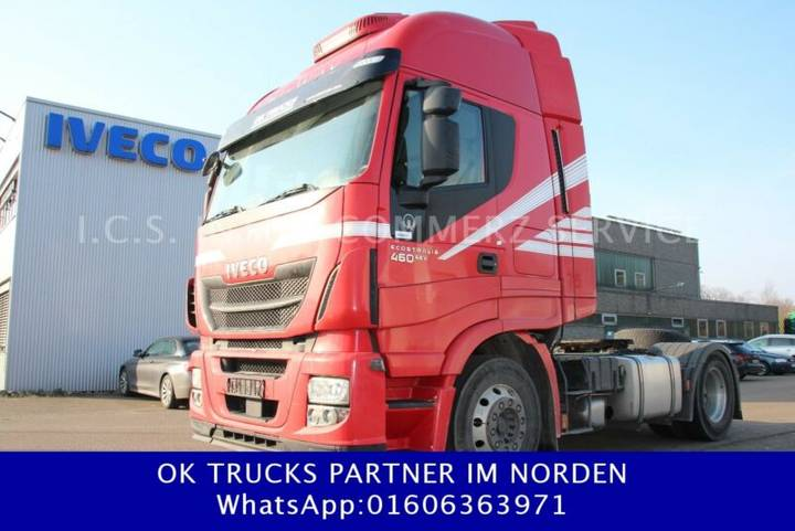 Iveco Stralis AS440S46T/PE TOP RATE 570,-€ - 2013