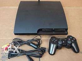 PS3 Console with pads