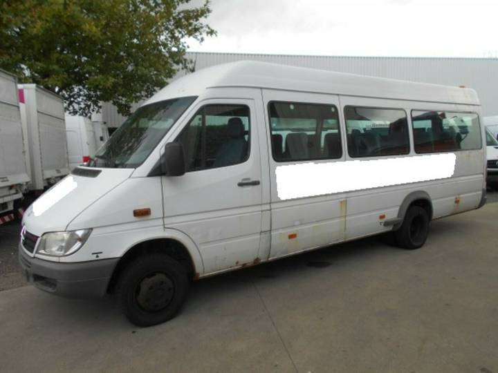Mercedes-Benz Sprinter 413 Cdi Mini-Bus Maxi XXLu002F22+1-Platze - 2006