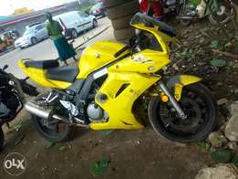 Suzuki power bike 650 super