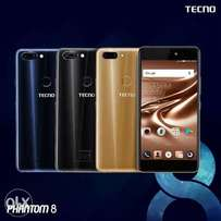 Brand New Tecno Phantom 8 with warranty