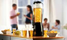Cooks Professional Chilled Beer Dispenser with Ice Cooling Core