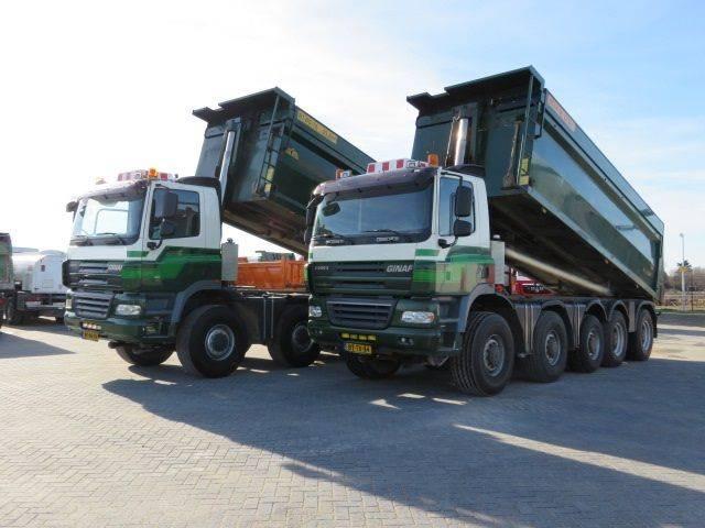 Ginaf 5450 S 10x8 Euro 5 - 2007