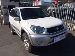 A Wonderful SUV, 2005 Toyota RAV4 2Liter Automatic