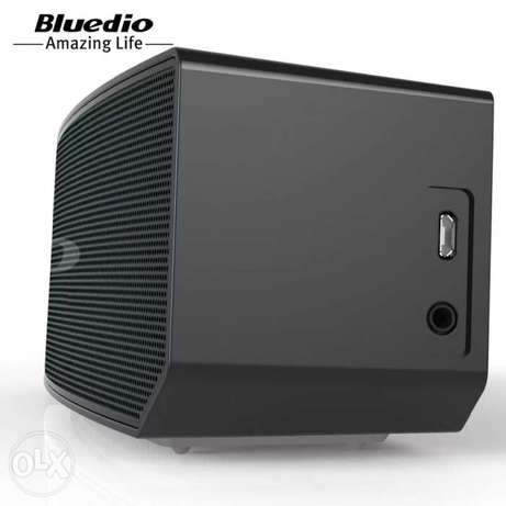 Bluedio BS-5 Mini Bluetooth speaker Portable Wireless speaker Sound Sy الرياض -  6