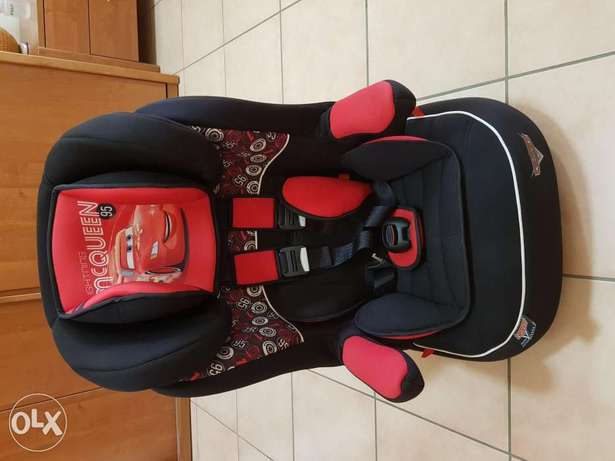 Car seat for boy