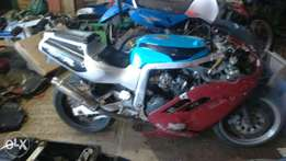 Gsxr400 for sale