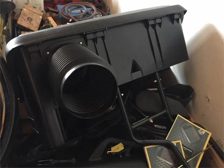 John Deere Opsamler X540/x534 - 2011