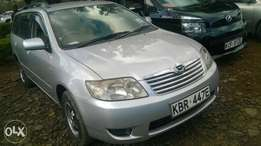 Toyota Fielder 2005 MODEL
