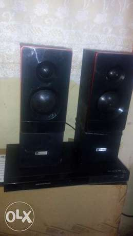 Dvd player and mid woofer speakers Nairobi CBD - image 1