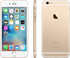 Iphone 6s - 64gb Gold New Boxed