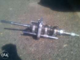 nissan 1400 gearbox 5 speed and 4 speed