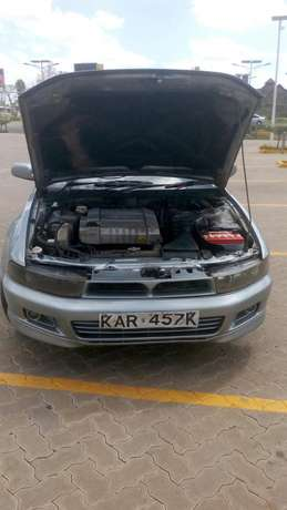 Mitsubishi Galant in good condition Nairobi West - image 6