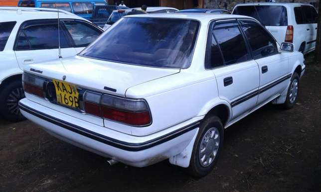 Asian owner toyota ae 91 efi contact chirag Highridge - image 2