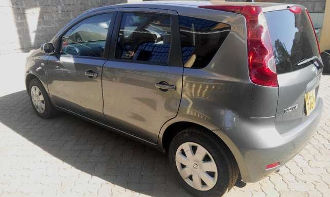 Nissan Note KCJ 1500cc Automatic year2009 mileage 47000kms Ngara - image 2