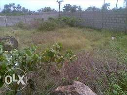 One and Half Plot of Land with Gate and Fenced in Agunbelewo in Osogbo