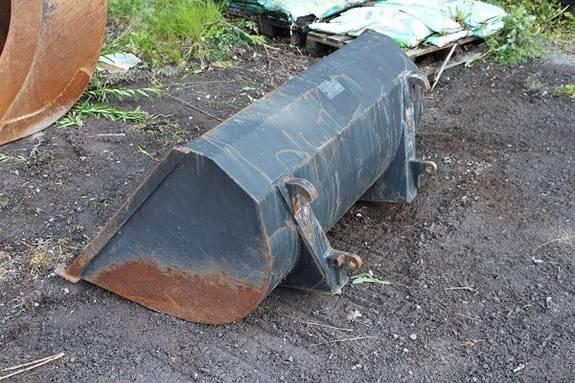 Lilleseth Eb-150 Steinskuff For Traktor