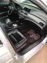 Honda accord 2007 leather seat for sale