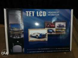 "7""inch lcd tft monitor"