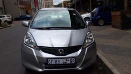 2013 Sliver Honda Jazz for sale
