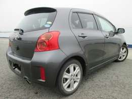 Rs Toyota Vitz Just Arrived KCL Grey color