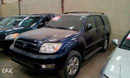 FirstBody!!! Toyota 4Runner 2004 model