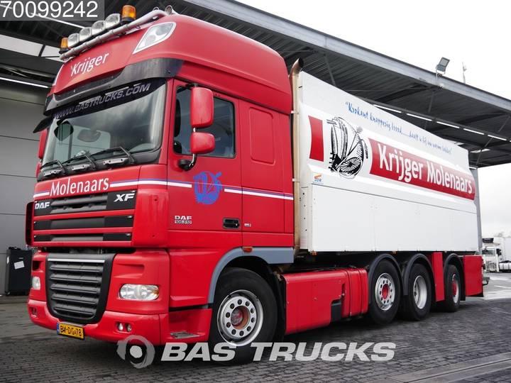 DAF XF105.510 SSC 8X2 NL-Truck Lift+Lenkachse Euro 5 - 2008