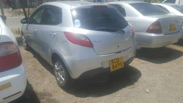 Mazda Demio,Automatic transmission. Buy and Drive!! Embakasi - image 3