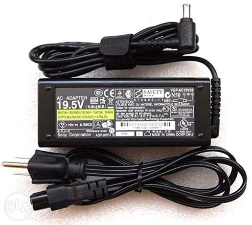 Genuine sony vaio charger