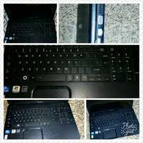 Toshiba settlite Laptop quick sale...