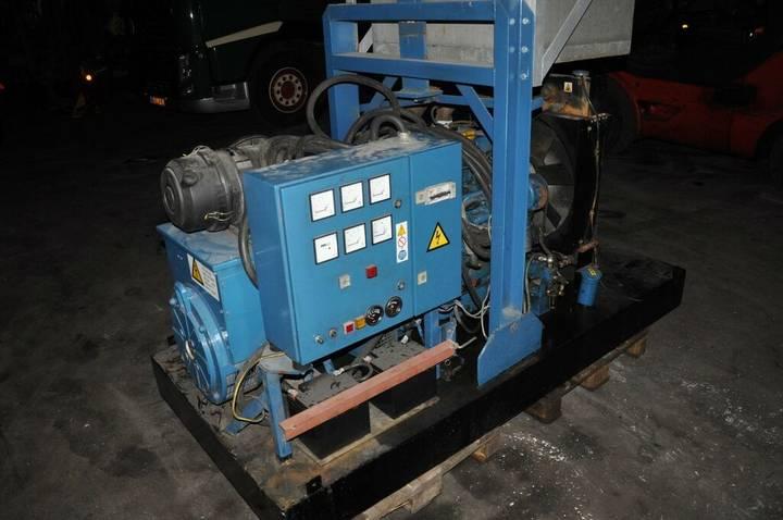 Bredenoord deutz generator - 2012