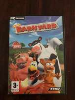 Computer Game CD Rom - NIckelodian BARNYARD