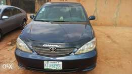 Toyota Camry up for grabs