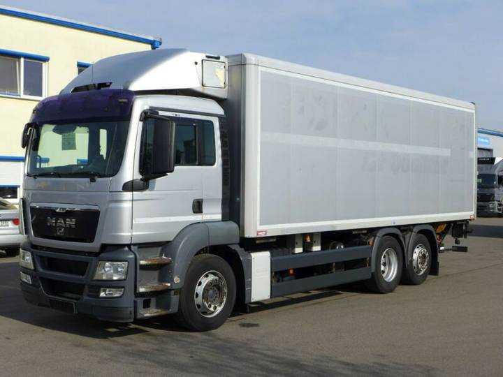 MAN TGS 26.320*Euro 5*Carrier Supra 850*LBW*Lift*TÜV - 2009