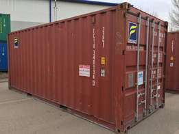 Cargo worthy A grade Pre-Owned wind & Water Tight Containers