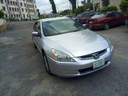 First User from Tokumbo Honda Accord EOD for Cheap sale